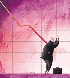 Stock Market Stick Up